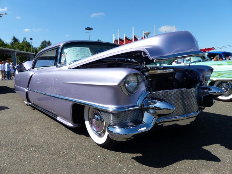 Cadillac 1954 -  1956 custom & mild custom 55cad10