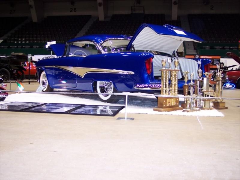 Chevy 1955 custom & mild custom 55gsta10