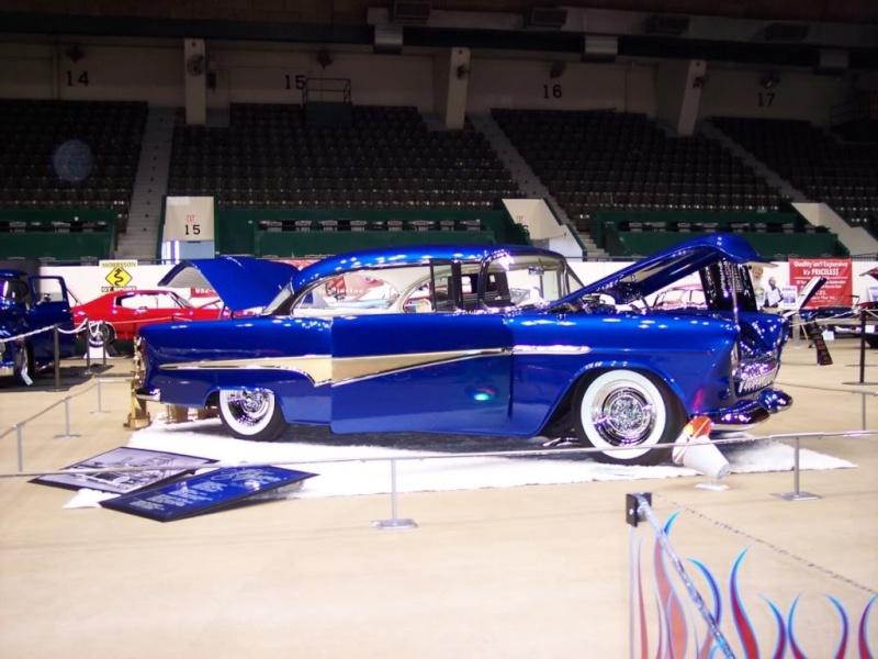 Chevy 1955 custom & mild custom 55gsta12