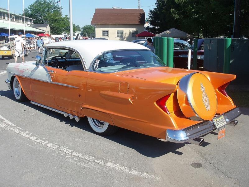 Pontiac 1955 - 1958 custom & mild custom 55pont10
