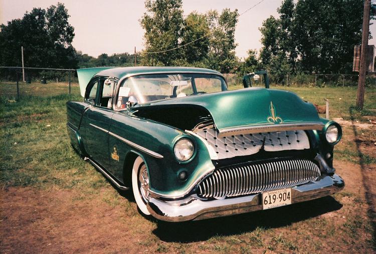 Oldsmobile 1948 - 1954 custom & mild custom - Page 4 56156110