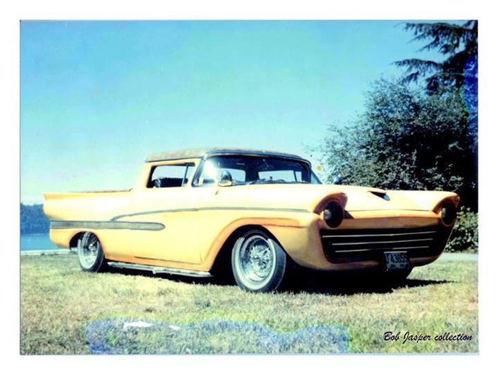 Ford 1957 & 1958 custom & mild custom  - Page 3 56232410