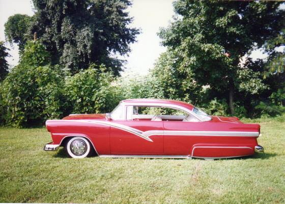 Ford 1955 - 1956 custom & mild custom - Page 2 58062510