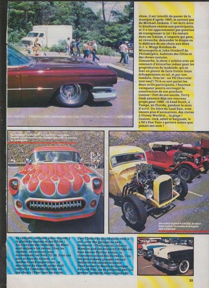 Nostalgie - Lead' Est Wayne New Jersey - Nitro 5811