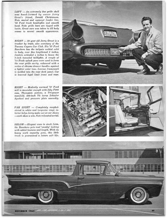 Ford 1957 & 1958 custom & mild custom  - Page 3 58150510