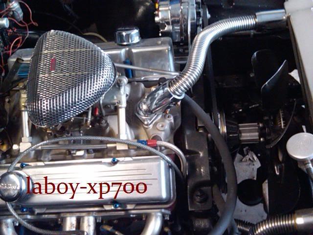 1958 Chevrolet Corvette XP-700 58xp7010