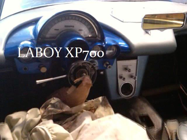 1958 Chevrolet Corvette XP-700 58xp7013
