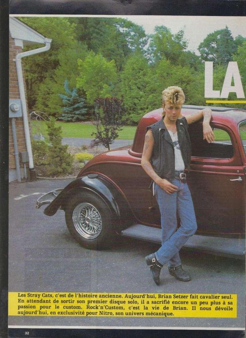 La vie de Brian - Brian Setzer at home - Nitro 5911