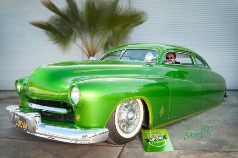 1950 Mercury - One Bad Apple - Oz Welch 59936710