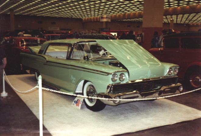 Ford 1959 custom & mild custom 59ford10