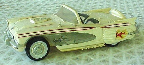 Vintage built automobile model kit survivor - Hot rod et Custom car maquettes montées anciennes 59vett10