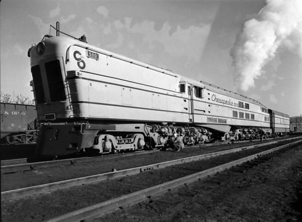 Locomotives et trains vintages 5c700c10