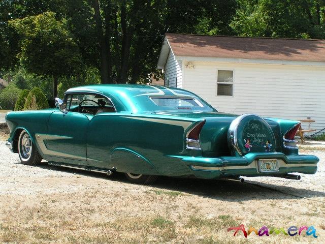 Oldsmobile 1955 - 1956 - 1957 custom & mild custom 5ee0e910