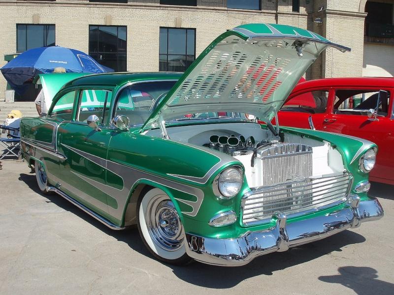 Chevy 1955 custom & mild custom - Page 3 60913510