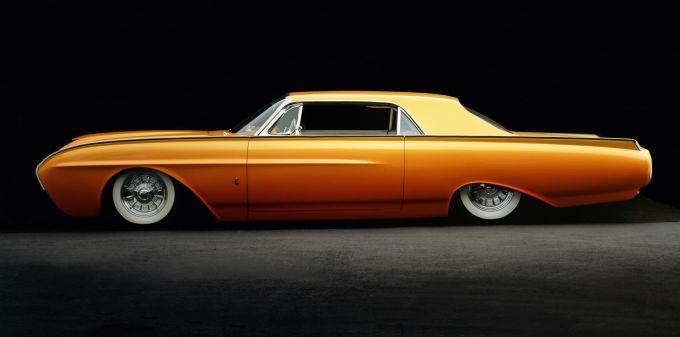 Ford Thunderbird 1961 - 1963 custom & mild custom 63-for10