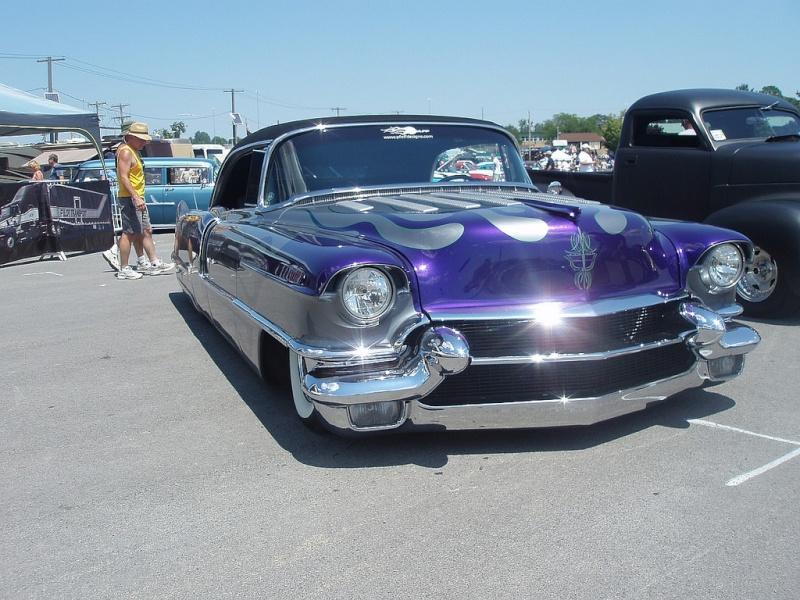 Cadillac 1954 -  1956 custom & mild custom - Page 2 63068611