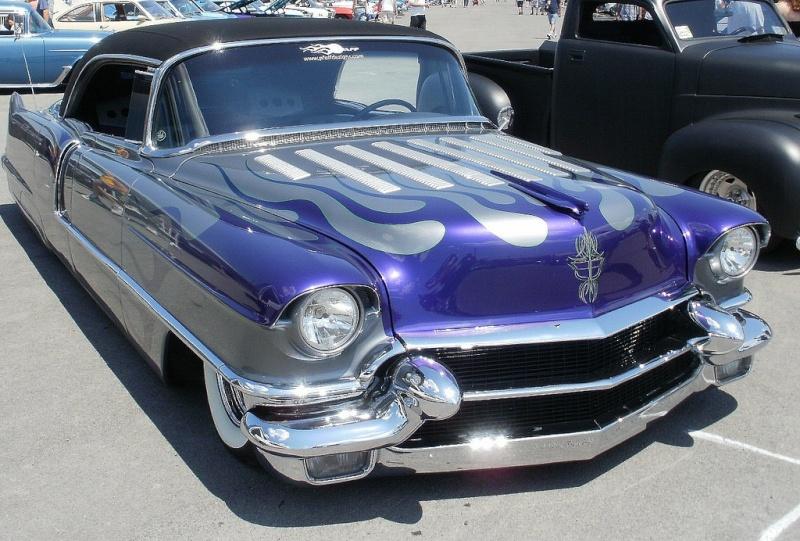 Cadillac 1954 -  1956 custom & mild custom - Page 2 63073812