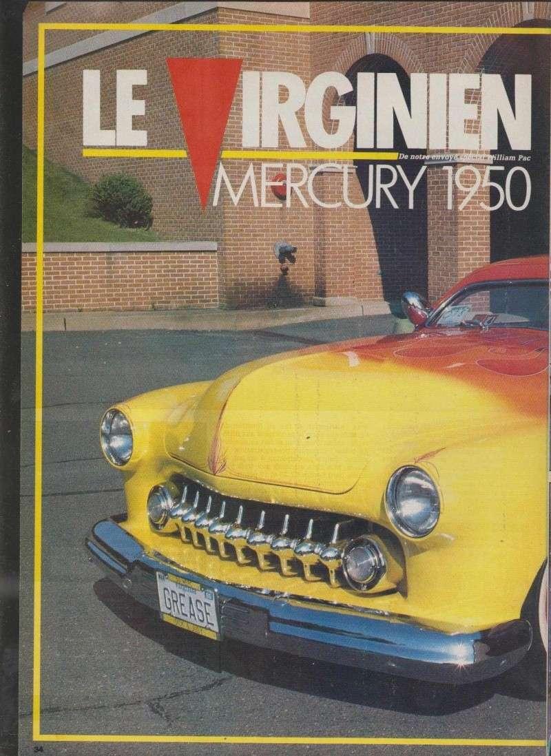 Le Virginien - Mercury 1950 - Nitro 6311