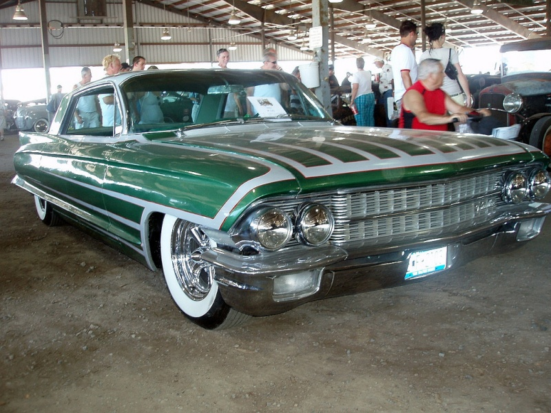 Cadillac 1961 - 1968 Custom & mild custom - Page 2 63203410