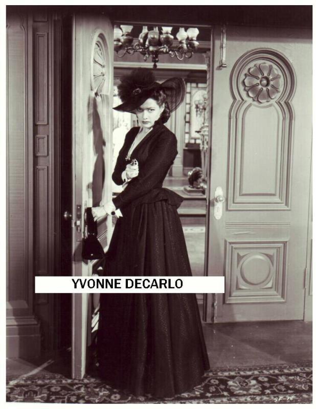 Yvonne De Carlo - actrice 64255010