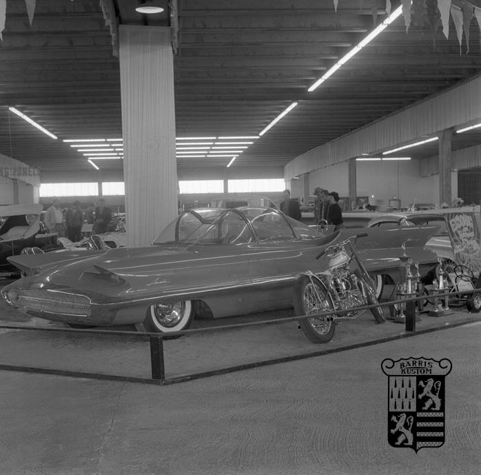 Lincoln Futura 1955 64471510