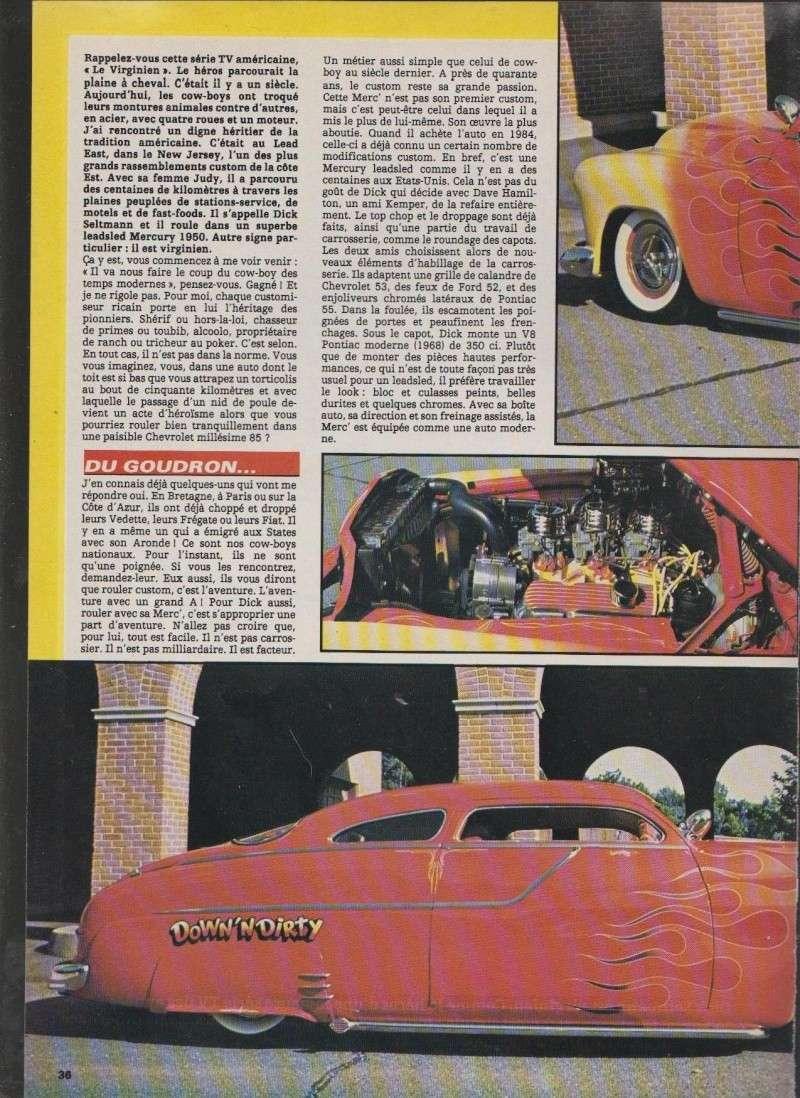 Le Virginien - Mercury 1950 - Nitro 6511
