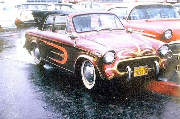 Ford Uk & Deutch customs and mild custom (Ford GB & Allemagne) 6634-v10