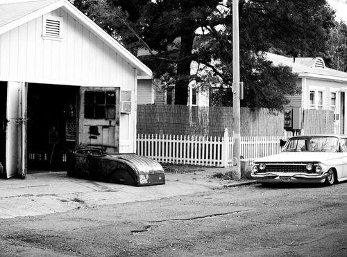 "Hot rod in street - Vintage pics - ""Photos rétros"" -  - Page 2 66713810"