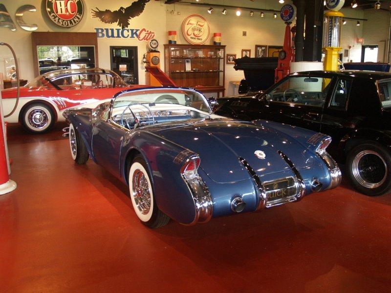 1954 Buick Wildcat II Motorama Dream Car  66967410