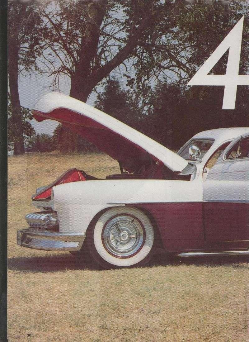 4 portes - Mercury 1949 leadsled - Nitro 6711