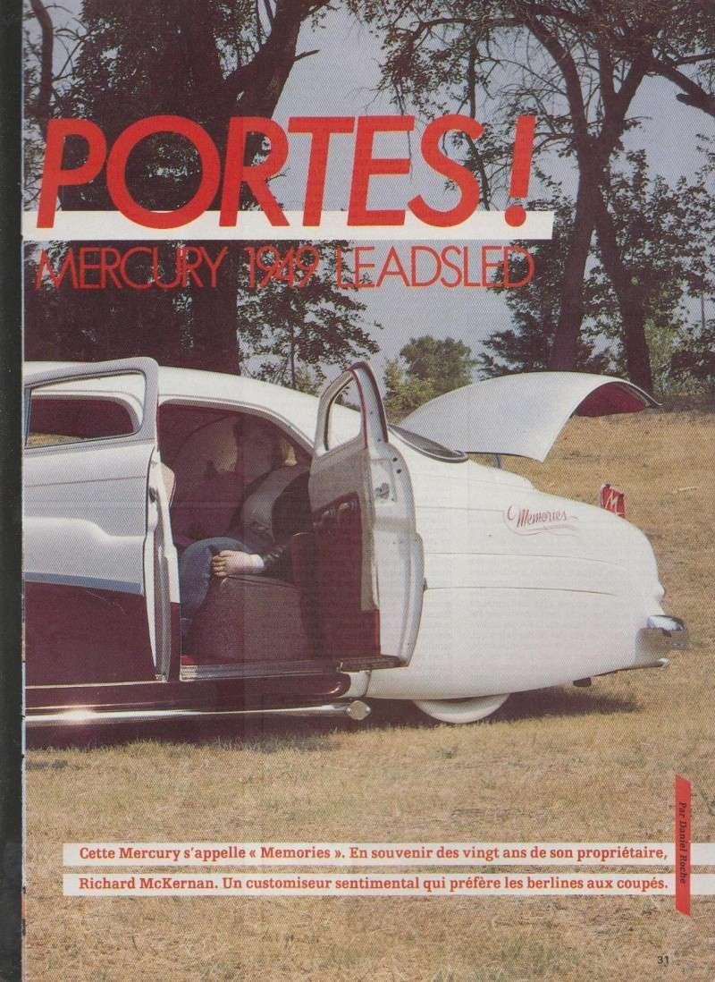 4 portes - Mercury 1949 leadsled - Nitro 6811