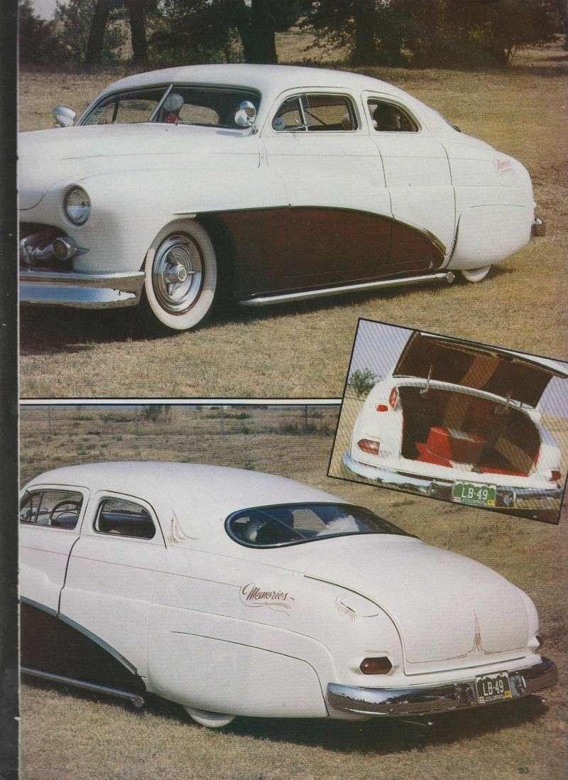 4 portes - Mercury 1949 leadsled - Nitro 7011