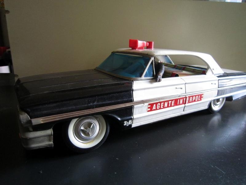 us car -  tôle - Tin Toys -  1950's & 1960's - Page 2 70408810