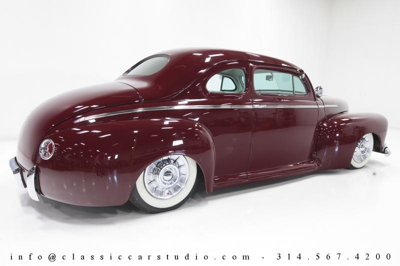 Ford & Mercury 1941 - 1948 customs & mild custom - Page 2 716