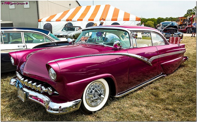 Ford 1955 - 1956 custom & mild custom 71812310