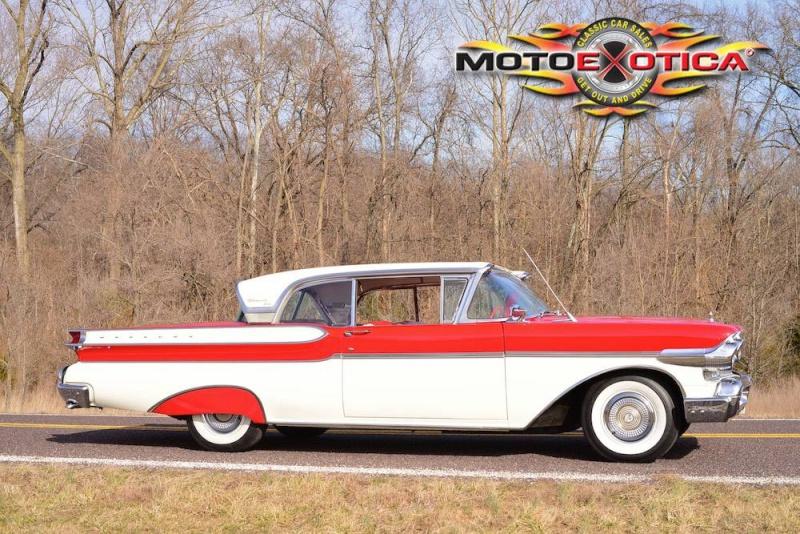 Mercury classic cars 721