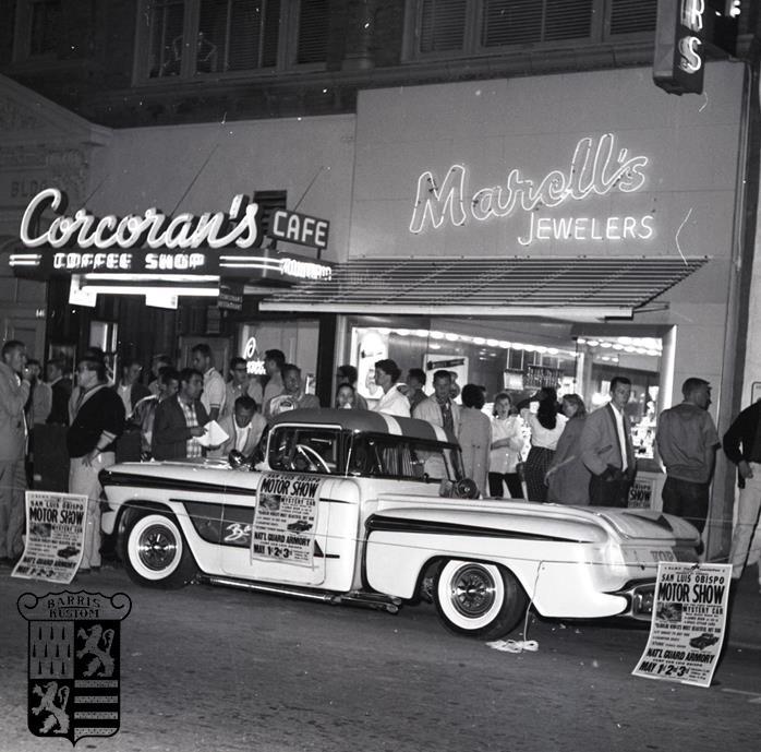 1956 Chevy pick up - Kopper Kart - George Barris 72597_10