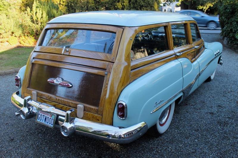 Woody & Surf wagon 72836510
