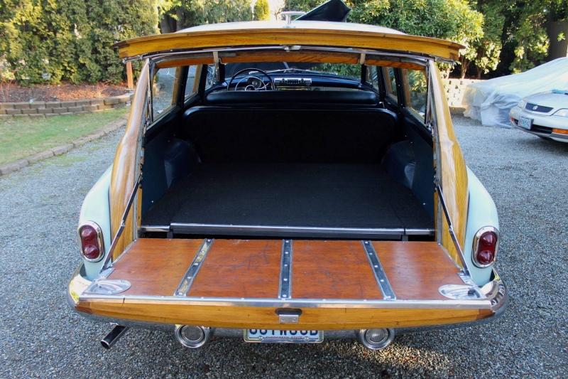 Woody & Surf wagon 72836514