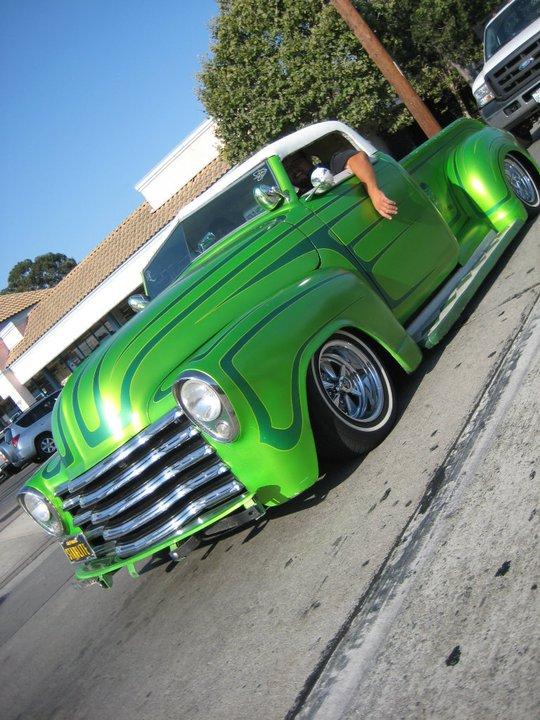 Chevy Pick up 1947 - 1954 custom & mild custom - Page 3 73076_11