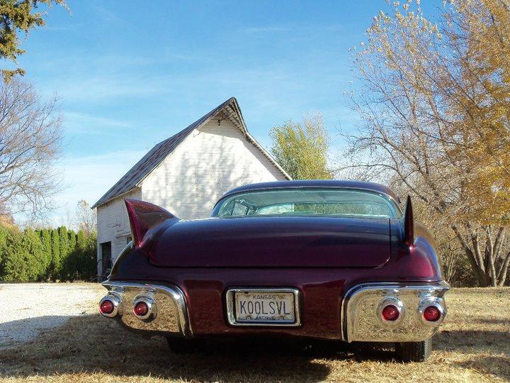 Cadillac 1957 & 1958  custom & mild custom 73922_10