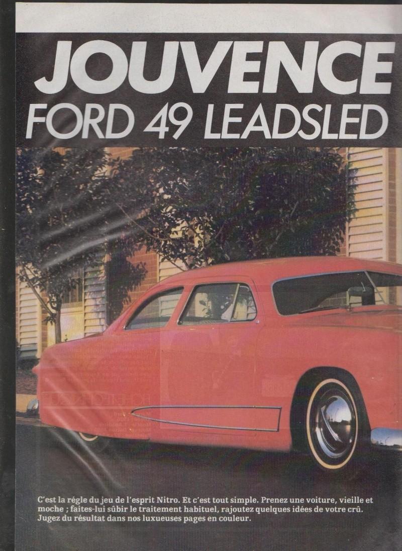 Jouvence - Ford 1949 Leadsled - Nitro 7511