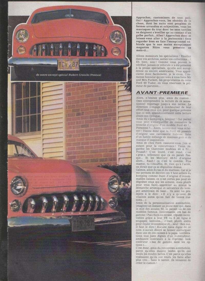 Jouvence - Ford 1949 Leadsled - Nitro 7611