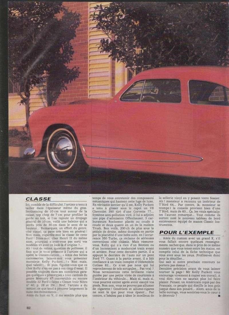 Jouvence - Ford 1949 Leadsled - Nitro 7711