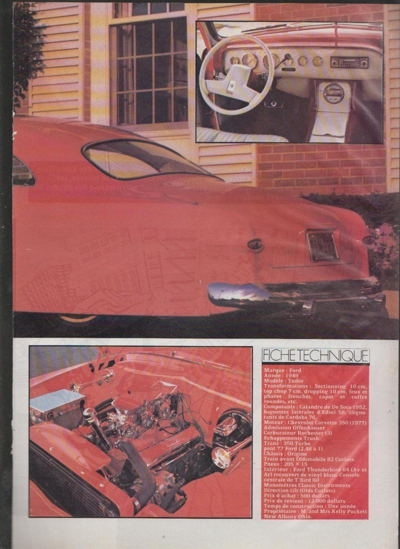 Jouvence - Ford 1949 Leadsled - Nitro 7811