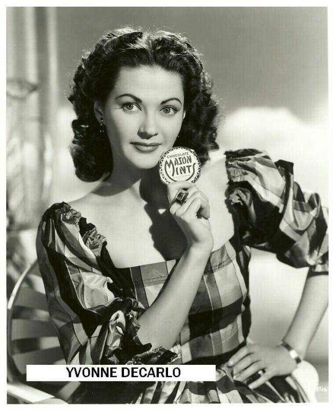 Yvonne De Carlo - actrice 78163910