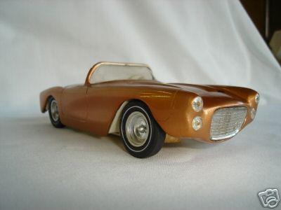 Vintage built automobile model kit survivor - Hot rod et Custom car maquettes montées anciennes 7ff8_110