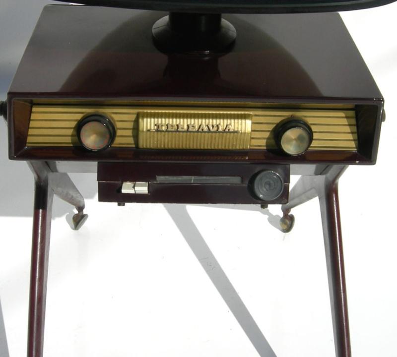 Teleavia P111 - 1957 - 1958 - Philippe Charboneau - Bertroni 8120_112