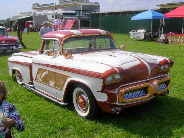 1956 Chevy pick up - Kopper Kart - George Barris 81791610