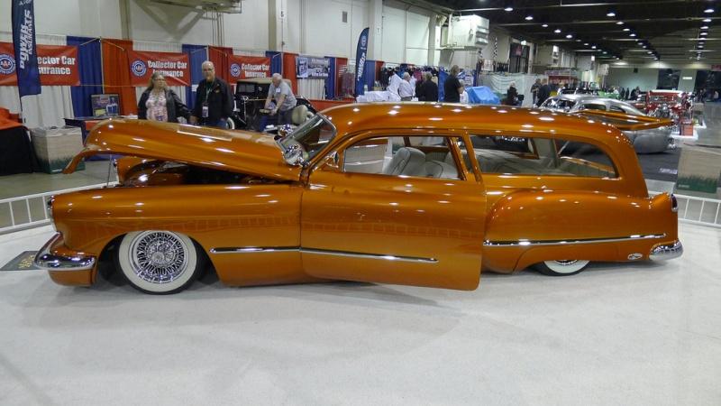 Cadillac 1948 - 1953 custom & mild custom - Page 2 84124910